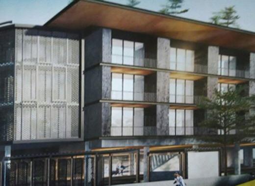 Apartemen Kasamara
