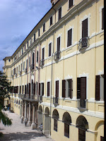 The Palazzo Pianetti is one of a number of impressive palaces in Iesi