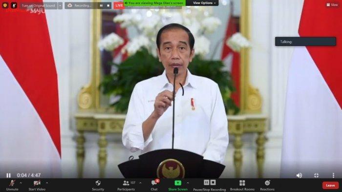 Tanggapi Ramai Sejumlah Nama Capres 2024, Jokowi ke Relawan: Masih 3 Tahun Lagi, Woles Aja!