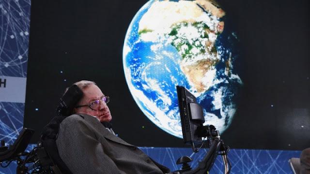 Stephen Hawking Morreu Descrente