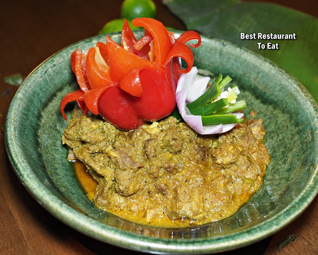 Four Points By Sheraton Puchong Buffet Menu Kambing Masak Rendang