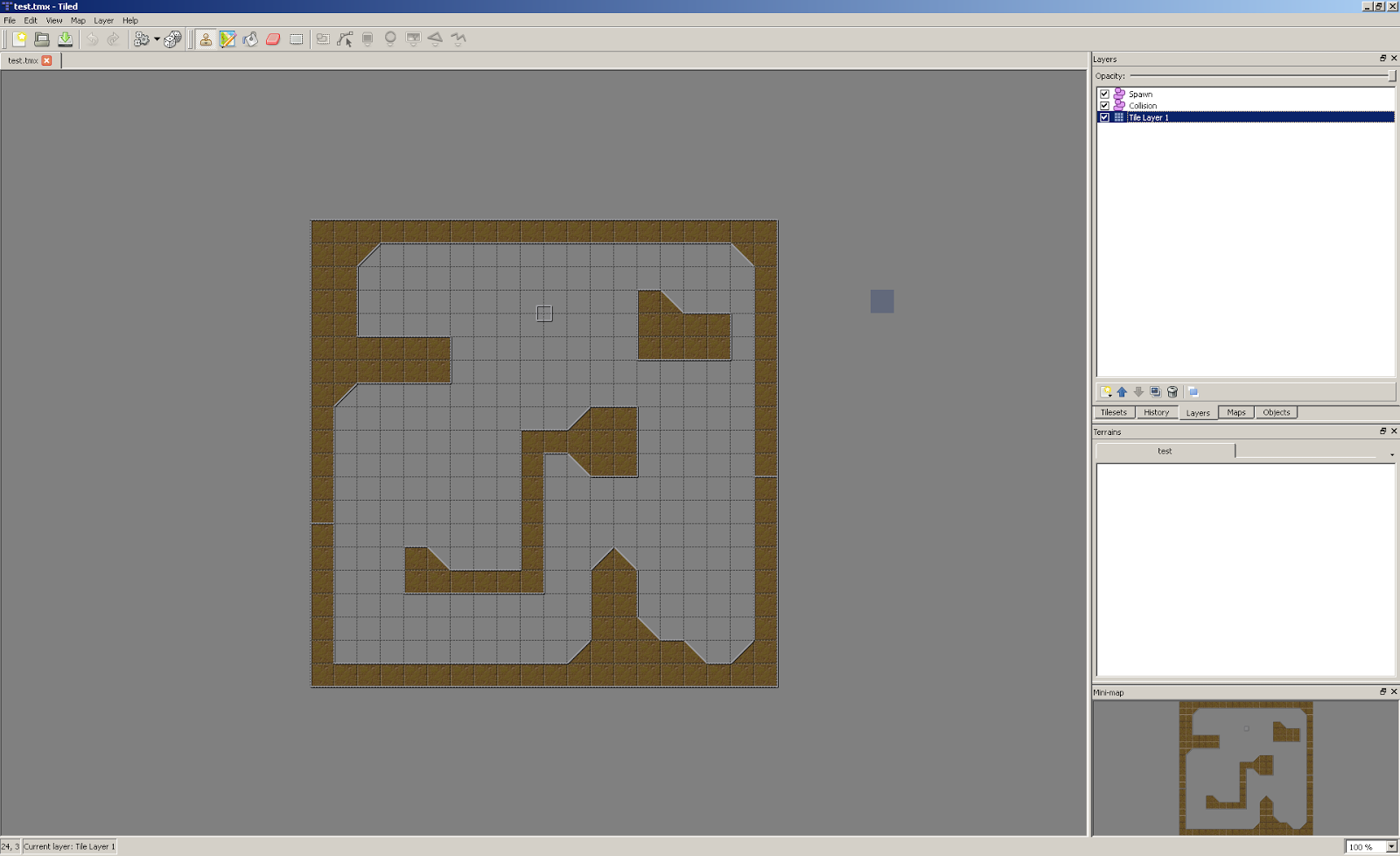 Faking Ambient Occlusion in SFML tile maps
