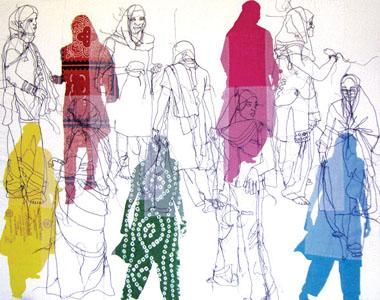 Joanna Woodbridge Artist Reference