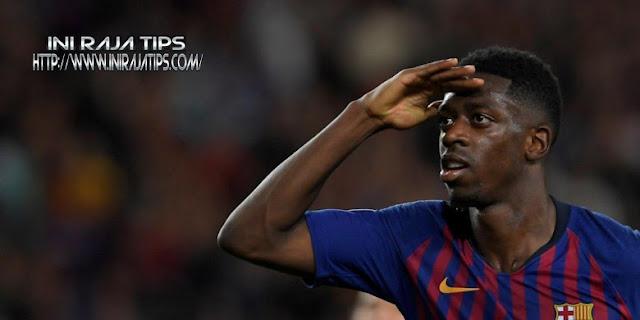 Ousmane Dembele Kembali Membuat Ulah Di Barcelona
