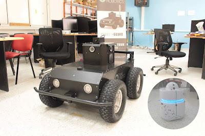 روبوتات من إنتاج شركة ENOVA Robotics