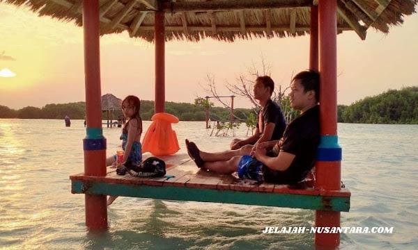 gallery wisata private trip pulau pari 2 hari 1 malam kepulauan seribu
