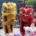 Barongsai, fantastic Lion Dance performances in Jakarta, Indonesia