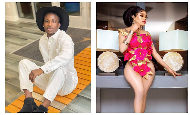 Whenever money is involved, values disappear- Actor Alesh Sanni slams Bobrisky and his birthday guests