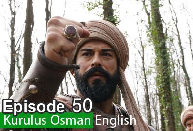 Kurulus Osman Episode 50