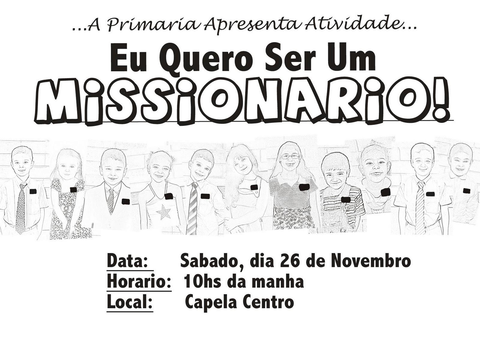 Primaria Campina Grande: Aviso: Atividade dia 26 de Nov!