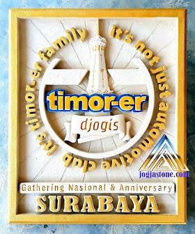 Logo / symbol club mobil sedan timor-er djogis
