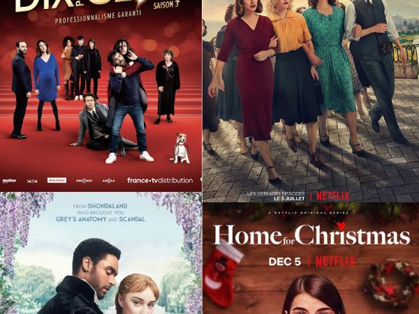 Mes séries sur Netflix #3