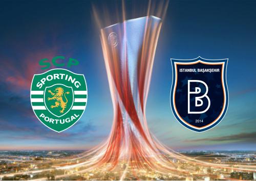 Sporting CP vs Istanbul Basaksehir -Highlights 20 February 2020