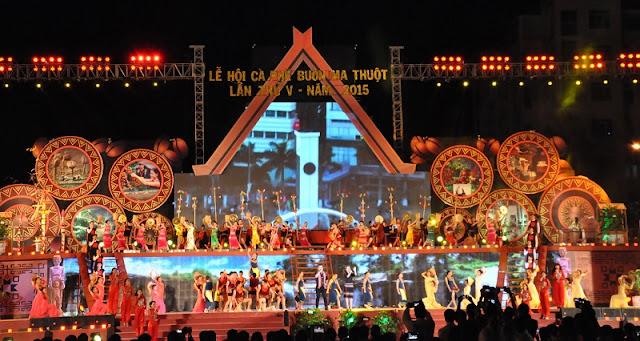 The 6th Buon Ma Thuot Coffee Festival to come in Dak Lak Province 1