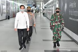 TNI-Polri Dikerahkan di 1.800 Titik Keramaian untuk Awasi Protokol Kesehatan