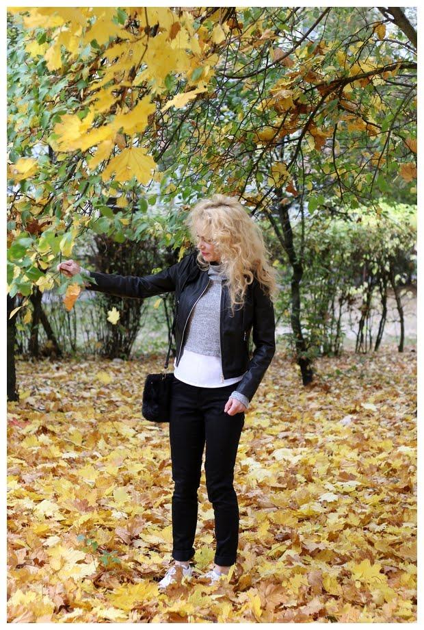 Krótki powrót do jesieni…🌝