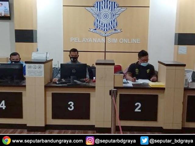 Jadwal Layanan SIM Keliling Polrestabes Bandung Bulan Juli 2021