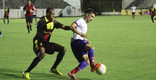 Globo FC segura o Bahia e leva decisão para Salvador