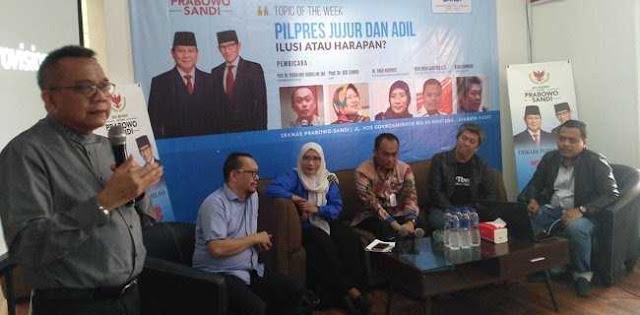 Kubu Prabowo-Sandi Ingin Pecahkan Mitos Jateng Kandang PDIP