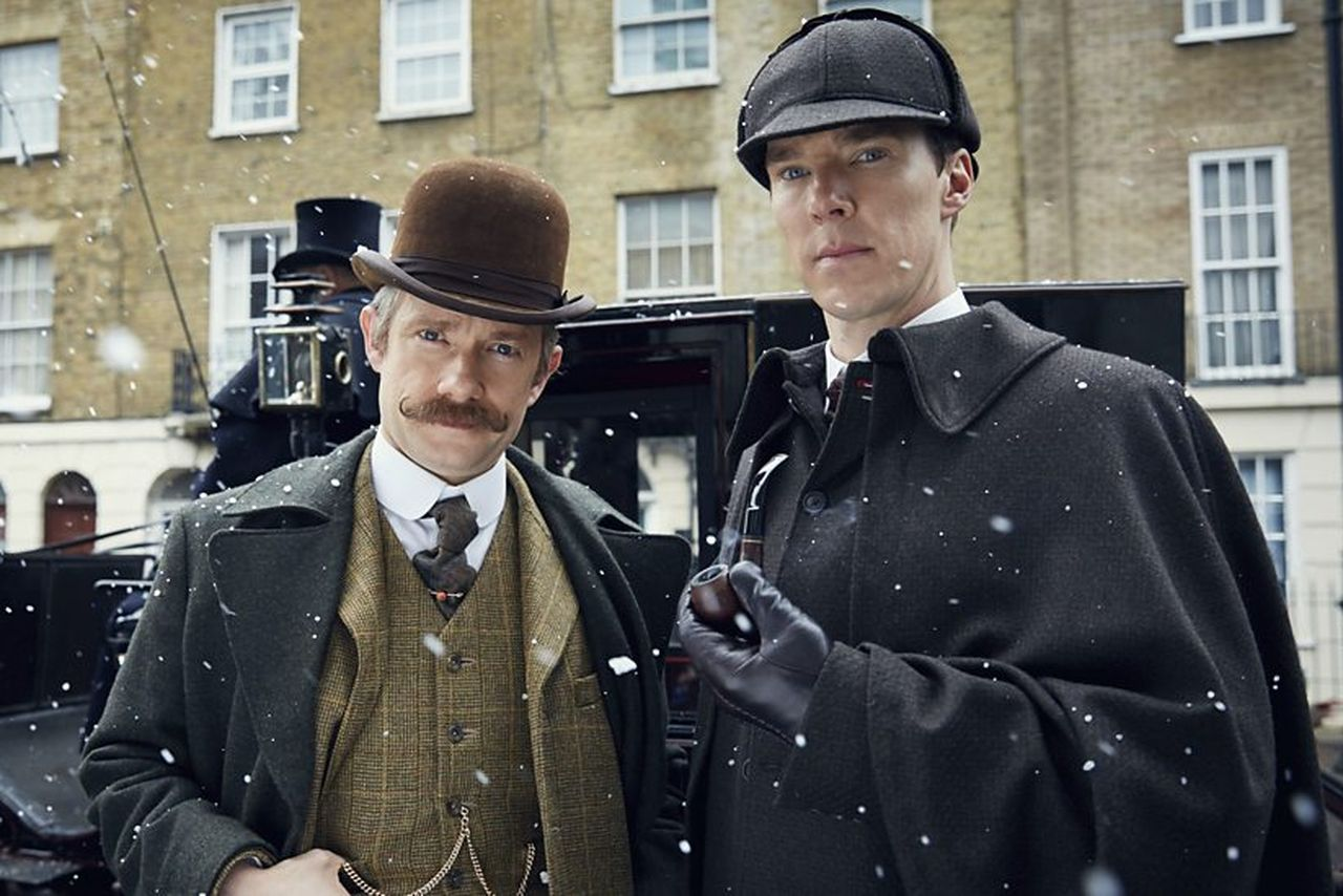 Sherlock: The Abominable Bride – Special Episode – MP4/MKV