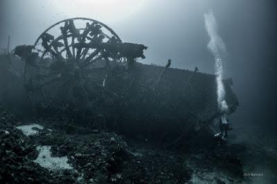 Εκπληκτικός ο θησαυρός που «έκρυψαν» στη θάλασσα τα ναυάγια