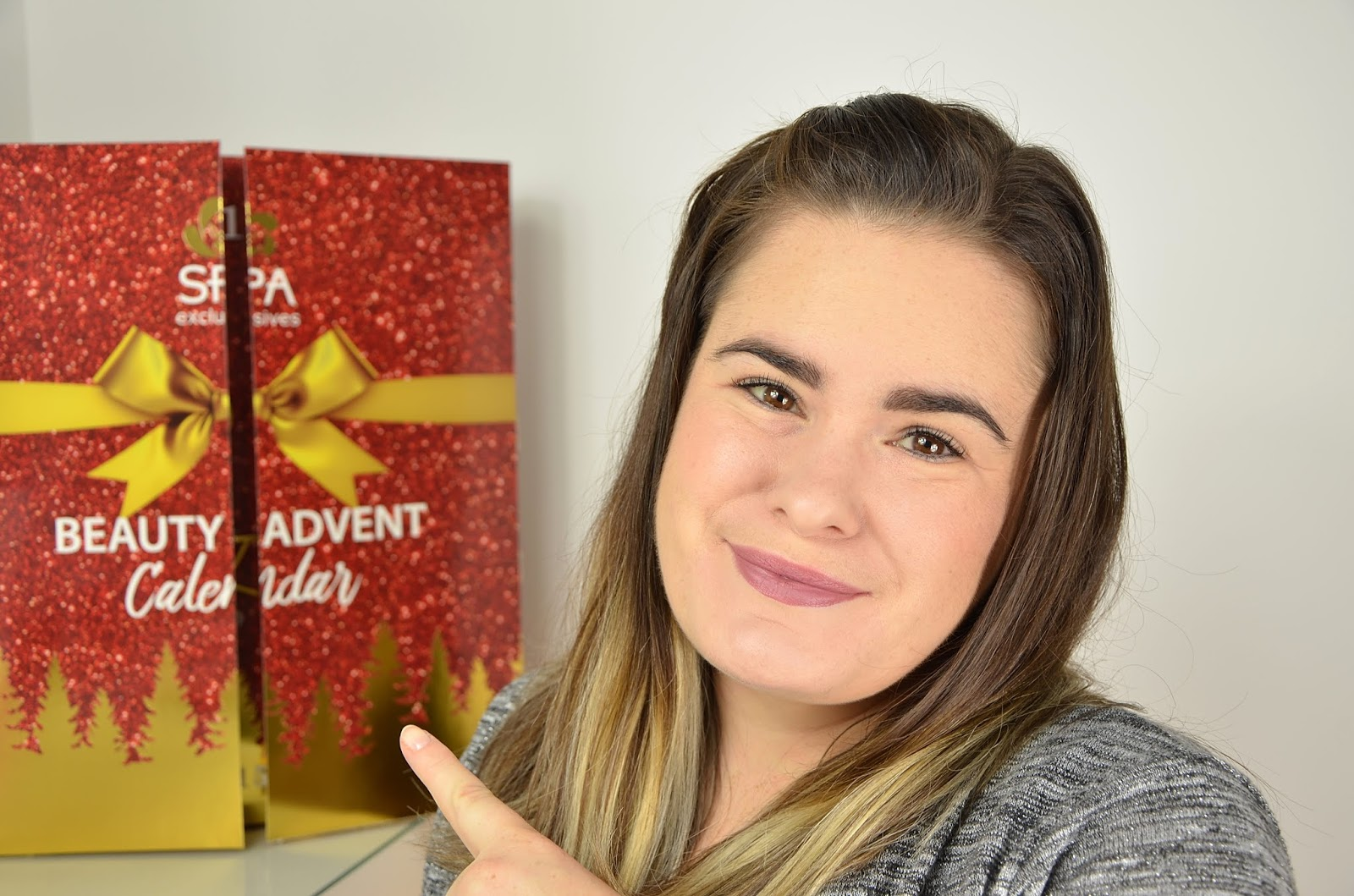unboxing calendrier de l'avent spa action