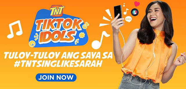 Sarah G is searching for TikTok Idols who can ace the #TNTSingLikeSarah challenge