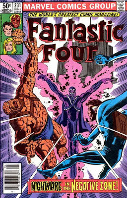 Fantastic Four #231, Stygorr