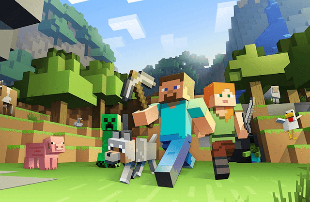 Akun Minecraft PC Gratis