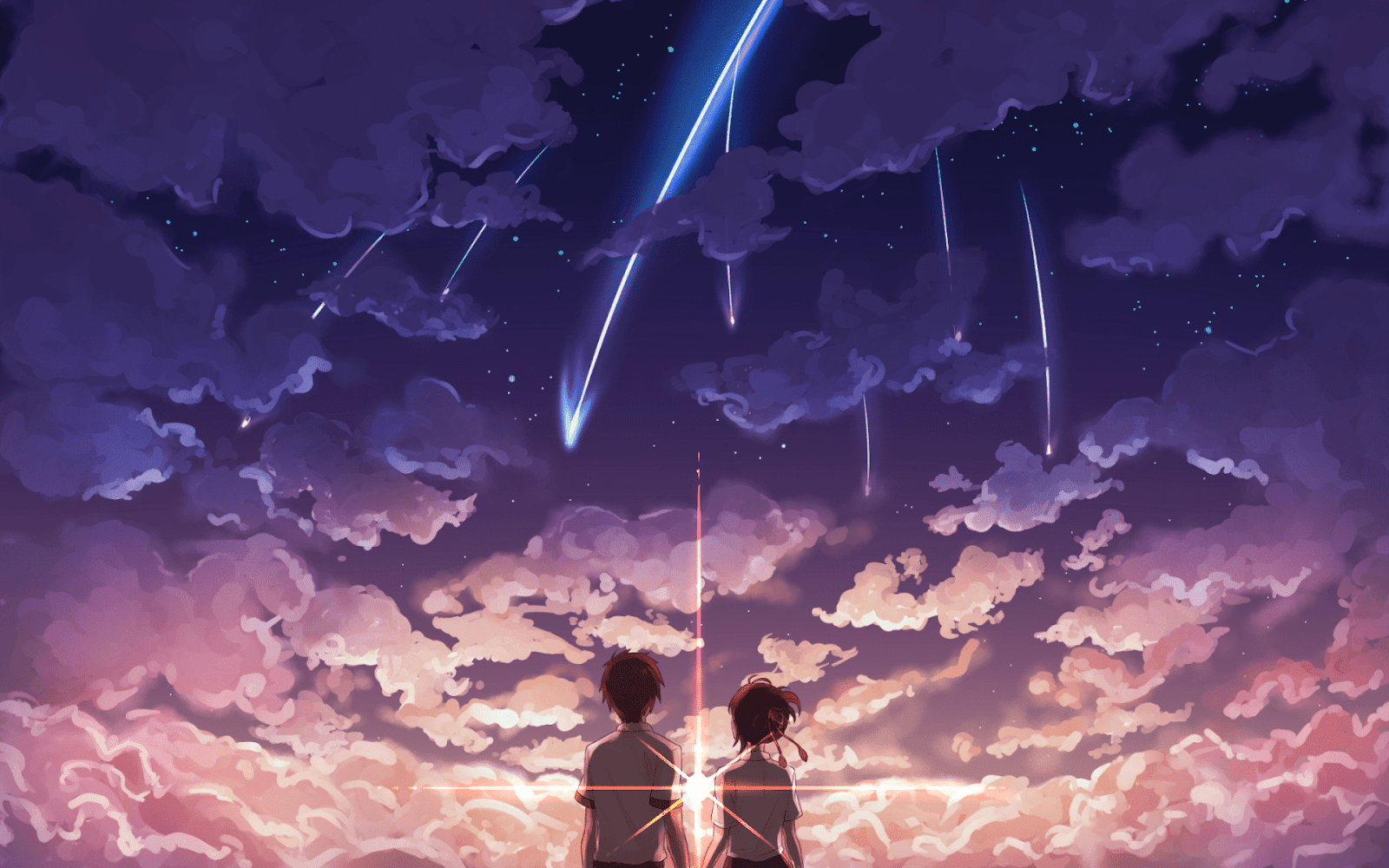 AowVN%2B%252824%2529 - [ Hình Nền ] Anime Your Name. - Kimi no Nawa full HD cực đẹp | Anime Wallpaper