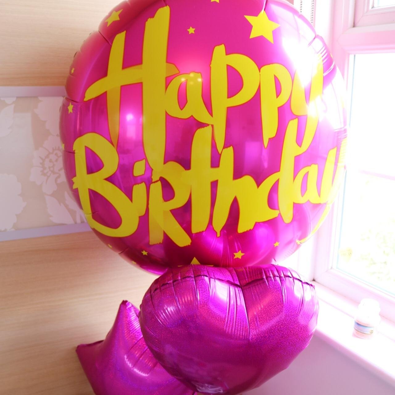 what i got for my birthday calvirose