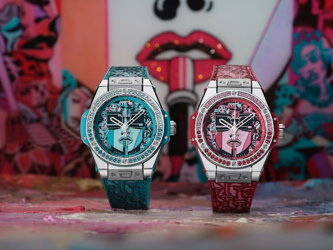 Hublot and Marc Ferrero Celebrate Women, Heroines Of Modern Times Big Bang One Click Marc Ferrero