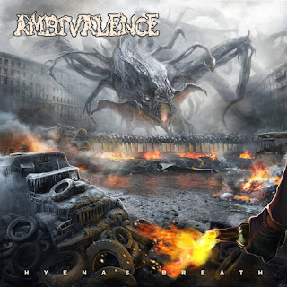 Ambivalence - Hyena's Breath (2017) - Album Download, Itunes Cover, Official Cover, Album CD Cover Art, Tracklist