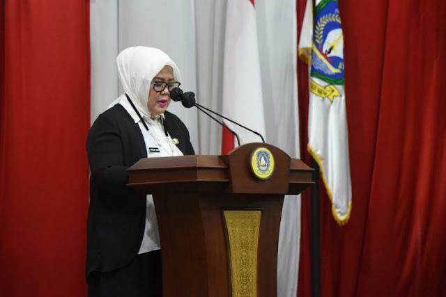 Wagub Sampaikan Jawaban Atas Pandangan Umum Fraksi-Fraksi DPRD Kepri Tentang Ranperda  RPJMD 2021-2026