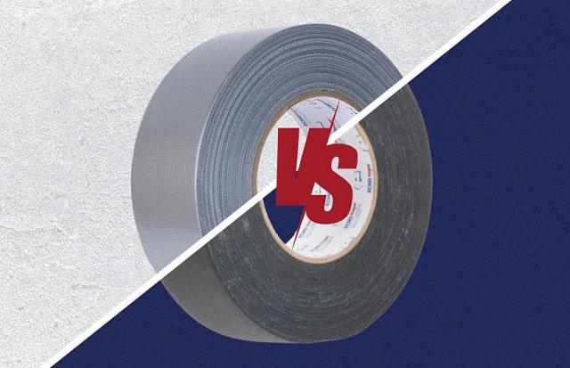 gaffer tape vs duct tape
