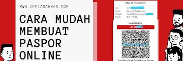 Cara Mudah Membuat Paspor Online di Jakarta