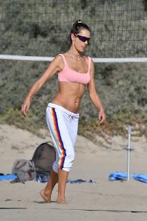 alessandra ambrosio plays beach volleyball 10 24 2020 12