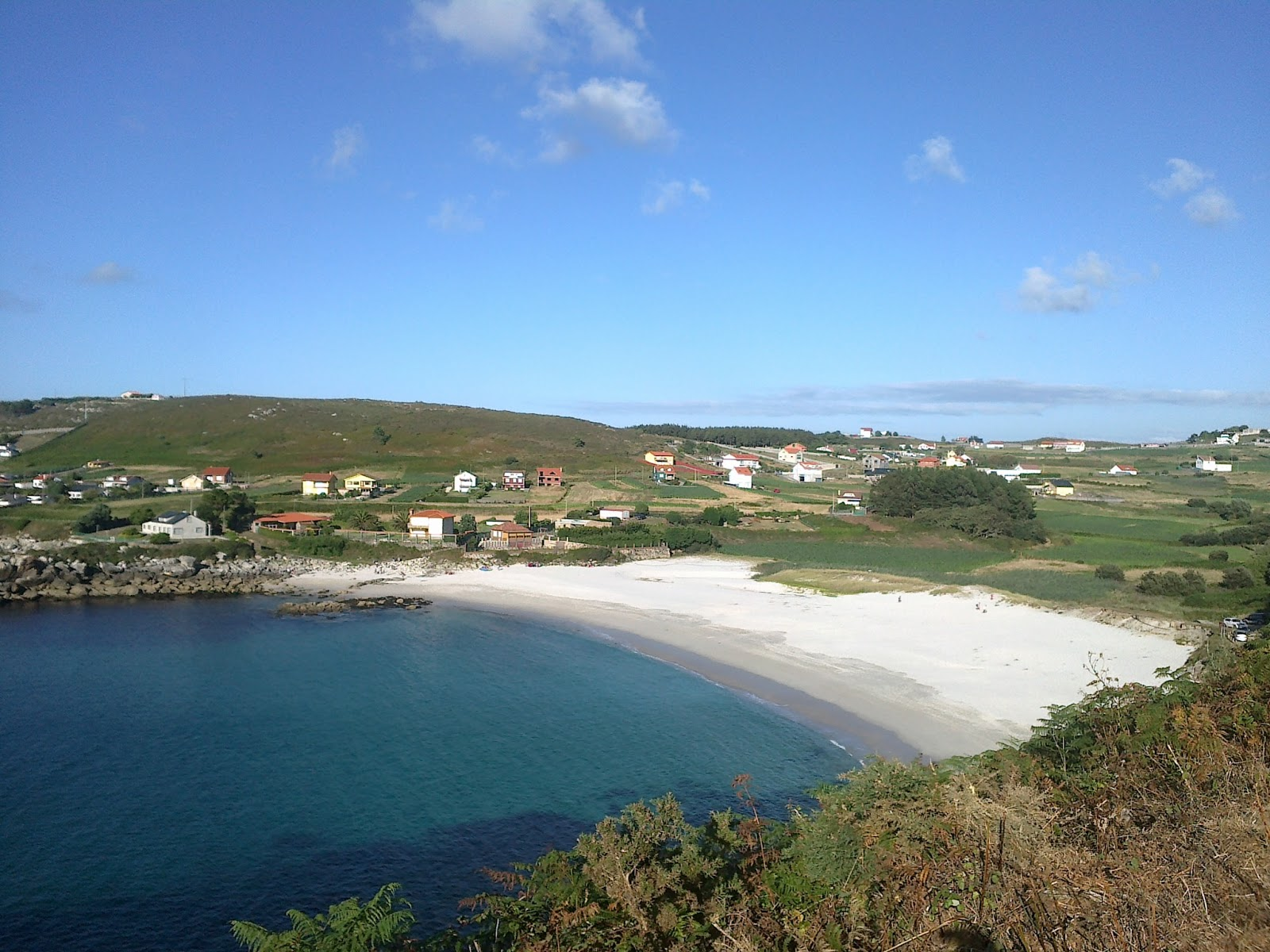 Playa de Seaia en Malpica de Bergantiños