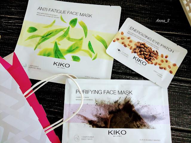 Kiko Milano, маска для лица, уход за лицом, anti-age, face mask