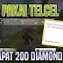 Telcel Free Fire 200 Kode Redeem Dari Telcel mx Untuk Dapat Diamond Gratis