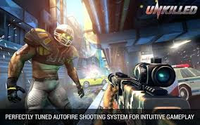 Unkilled Mod Apk Unlimited Lives/Ammo