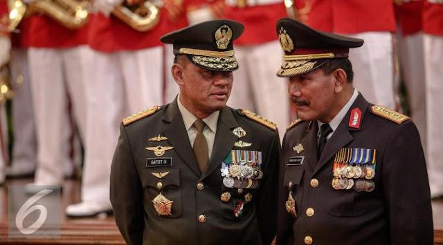 """Panglima TNI: """"Ahok Tidak Hanya Musuh Islam"""