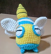 http://www.ravelry.com/patterns/library/dunsparce-amigurumi