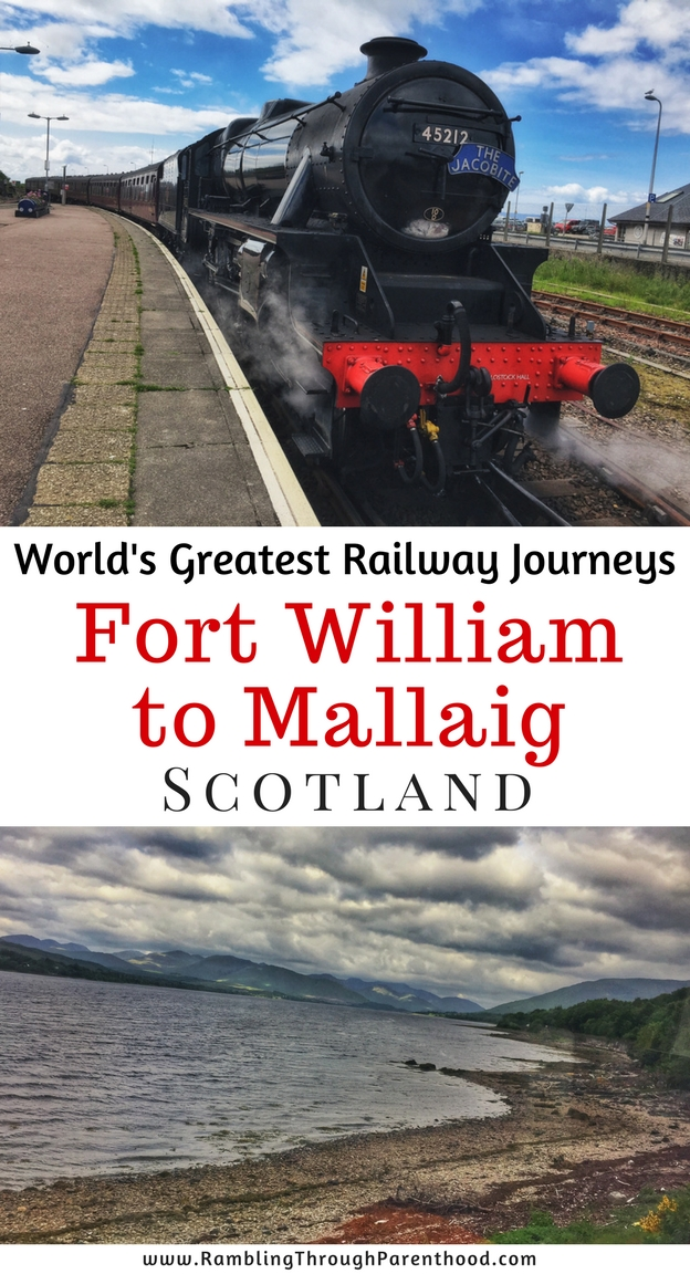 Fort William to Mallaig - World's Greatest Railway Journeys