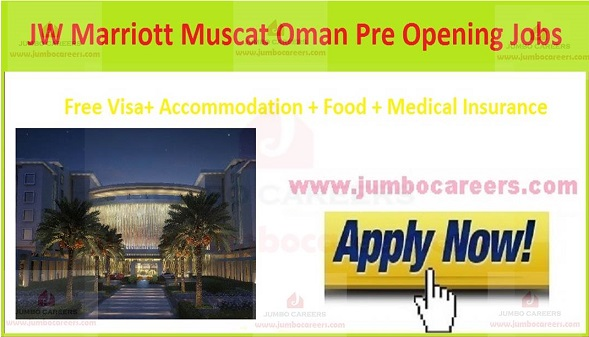 Free visa air ticket jobs in Oman,