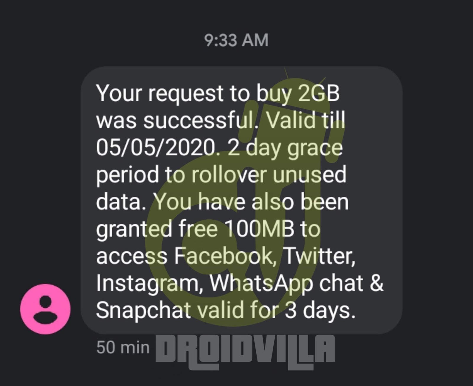 9mobile 2gb for n500