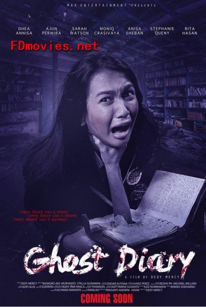 Ghost Diary (2016) Free Torrent Movie download