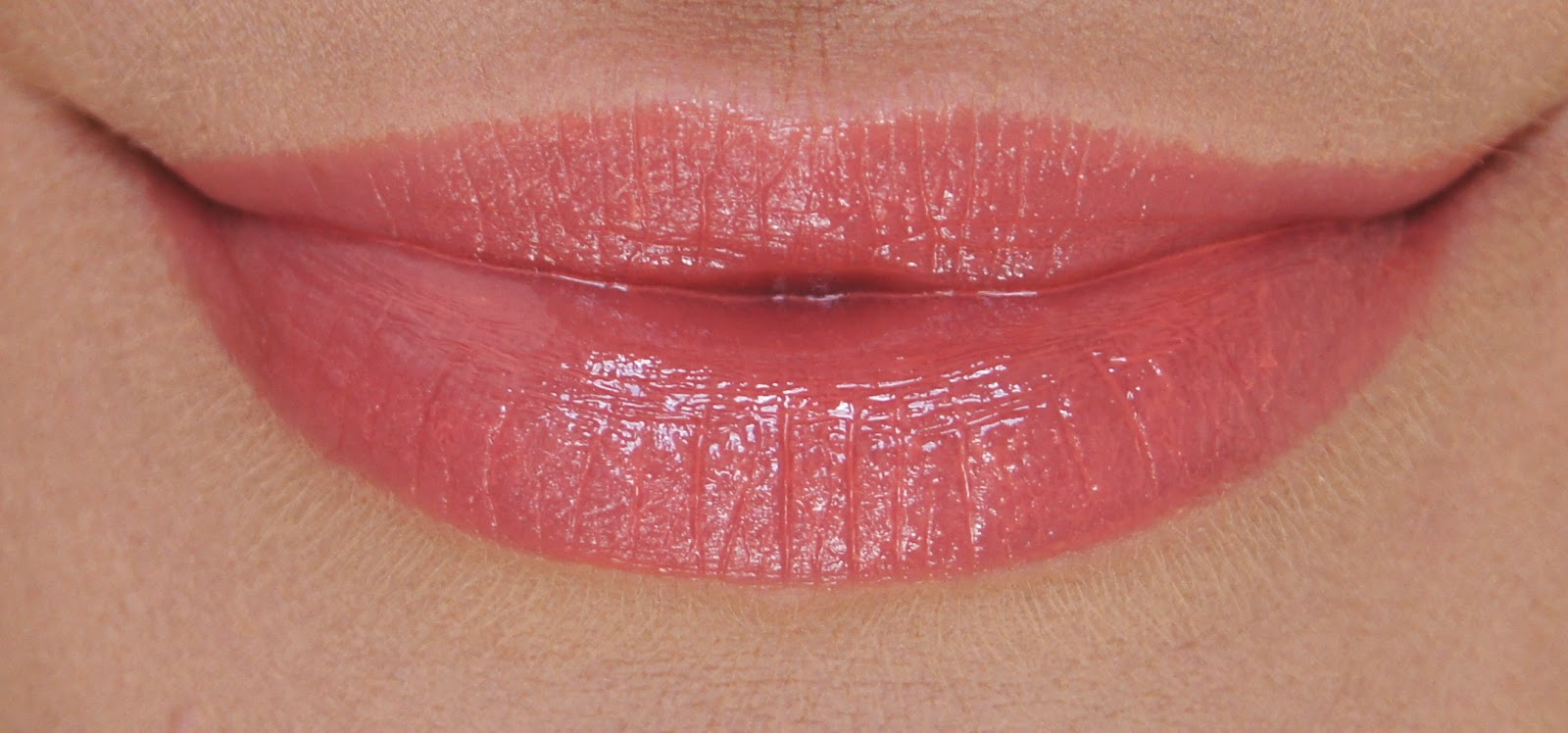 revlon colorburst lip butter juicy papaya swatch