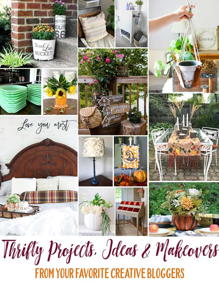 Thrifty DIY Projects
