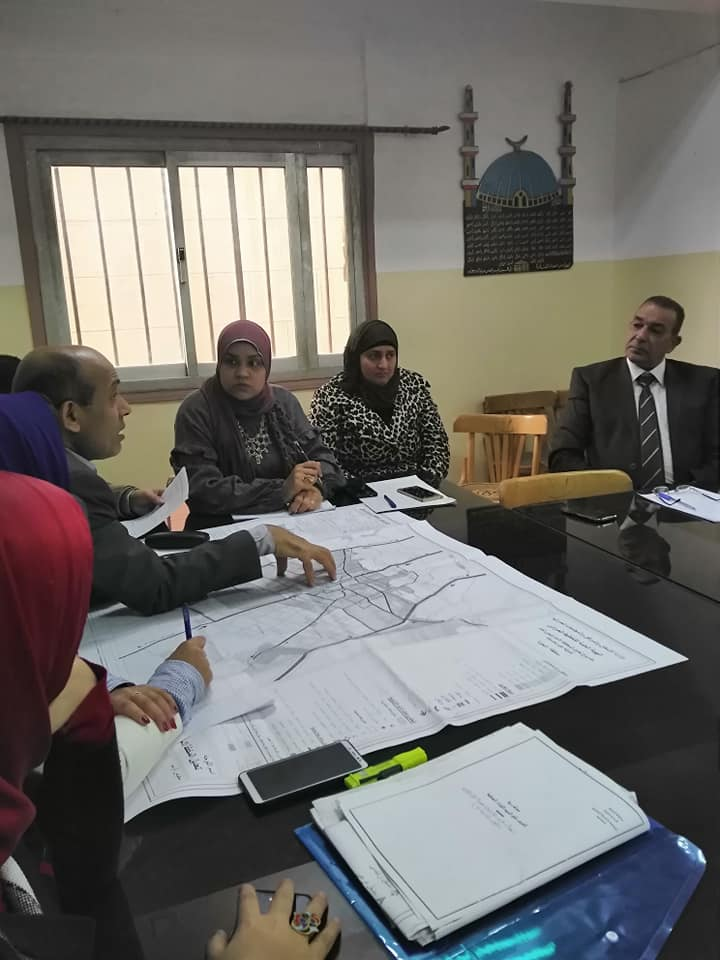 الموافقه على تعديل قيود الإرتفاع بمدينة كوم حماده